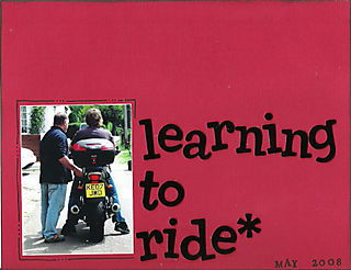 05 learning to ride