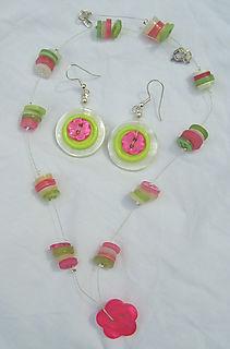 Jo button jewellry