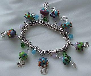 Trish charm bracelet
