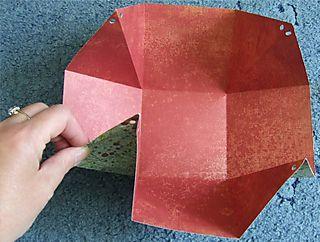 Trug fold 3