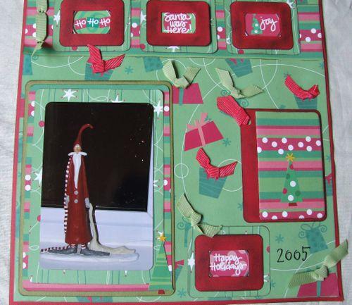 Christmas layout 3