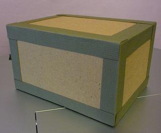 Box edged