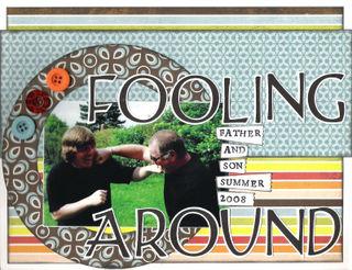 11 fooling around