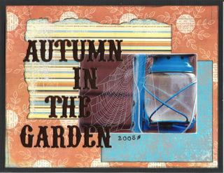 11 autumn in the garden