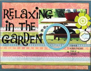 11 relaxing in the garden
