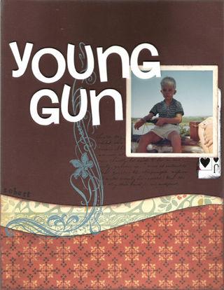 11 chall young gun