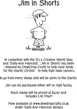 Jim in Shorts charity release
