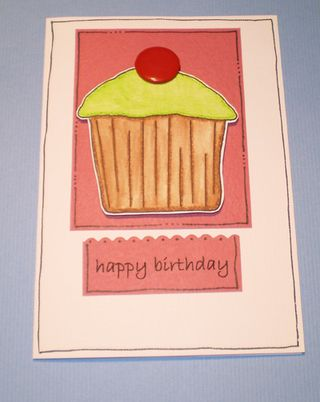 Cup cake card (6)