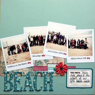 Badybug beach page