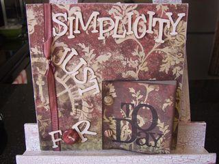 Simplicity 1