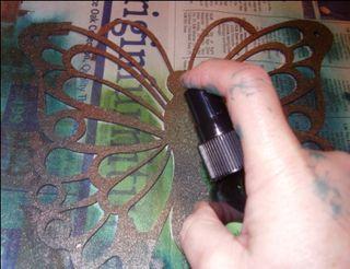 8 glimmer mist lattice cover web