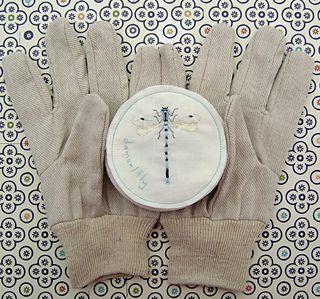 Gloves open