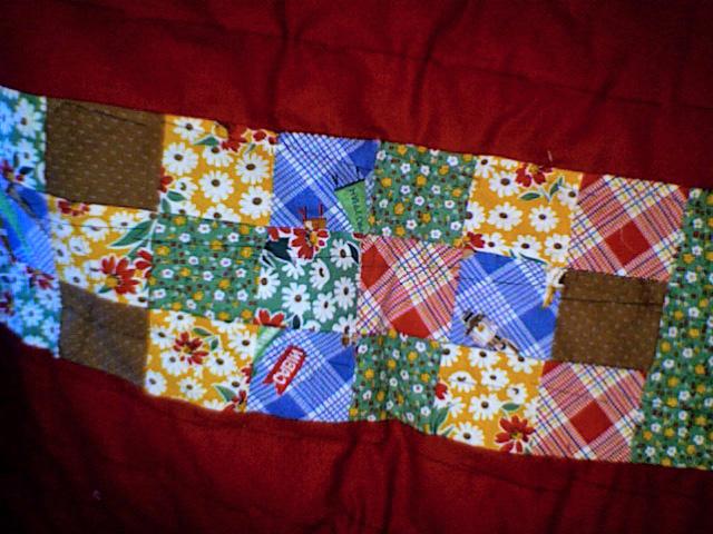 Back-quilt