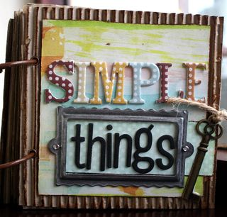Simple things cover 2