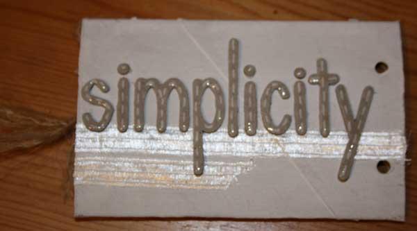 Simple-Things Cal