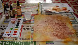 Finished background