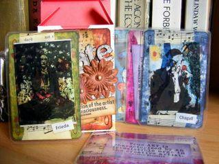 4 CARDS DISPLAYED