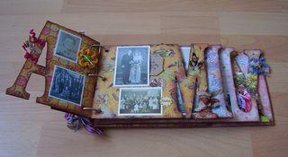 FAMILY mini book page A web