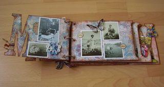 FAMILY mini book page M web