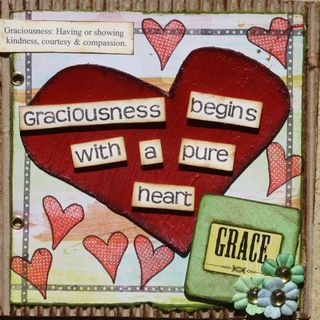 Simple things graciousness