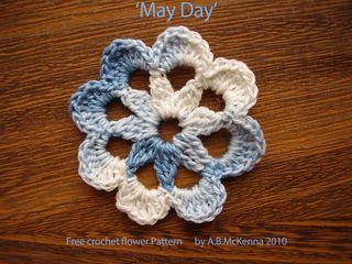 May Day flower web