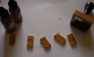 Inked dominos web