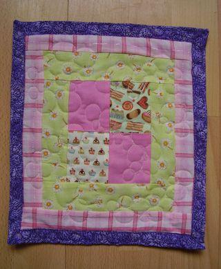 Mini quilt IACW July ACHIEVEMENT web
