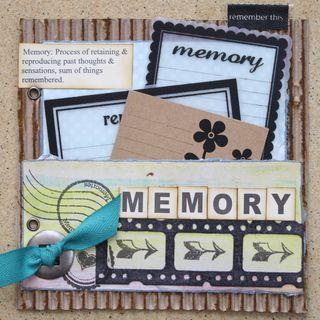 Simple things memory