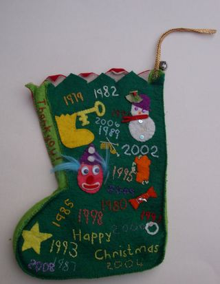 My Stocking