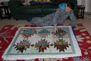 10 basting mountains quilt web
