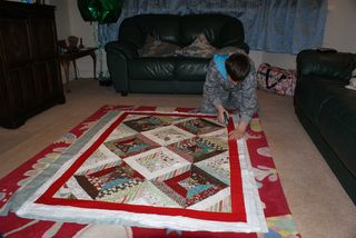 10 basting quilt with tag tool web