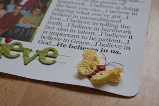 IACW Simple Things BELIEVE Jan page close up web