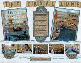 Canal zone IACW
