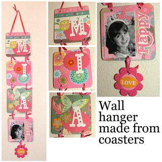 Wall-hanger