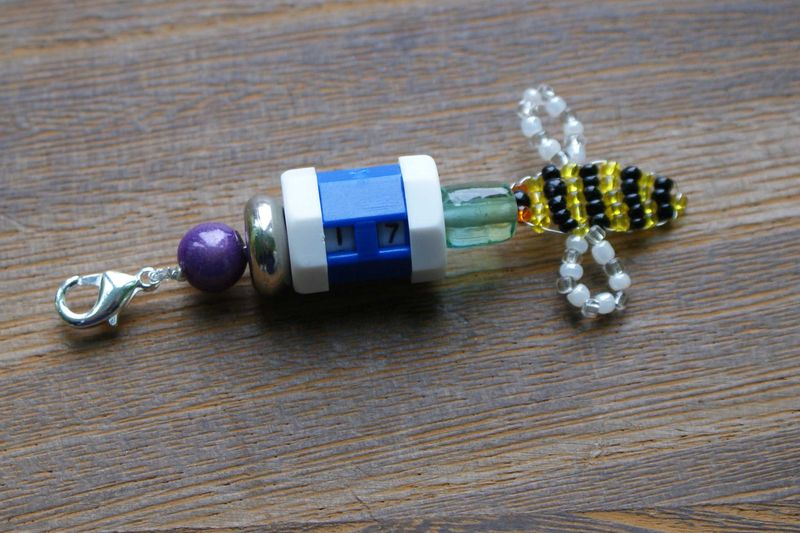 Crochet amigurumi round counter web