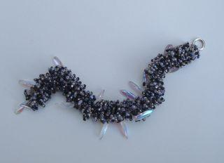Caterpillar braclet