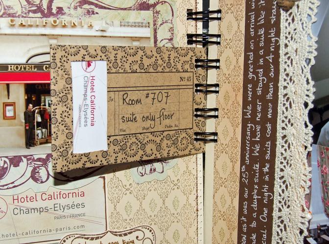 Paris album room envelope 2
