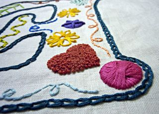 FRENCH KNOTS WEB
