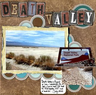 Death valley MA
