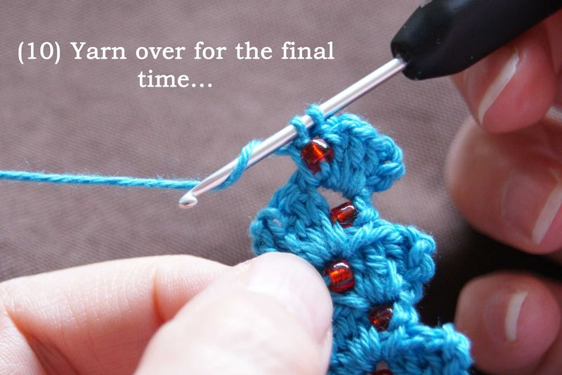 10 yarn over final time web