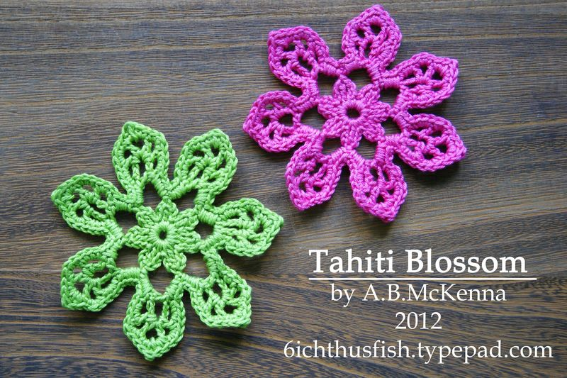 Tahiti Blossom pair web