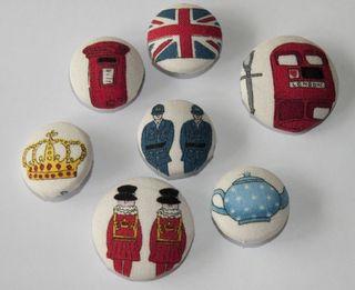 Jubilee buttons