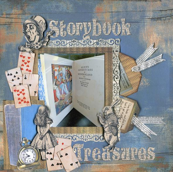 Storybook treasures