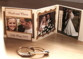 Wedding box size