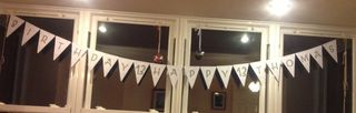 Toms bunting 1