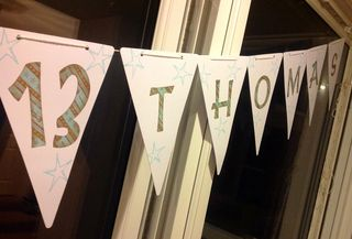 Toms bunting 3
