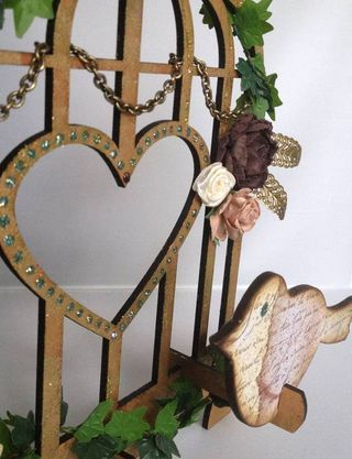Cage-bird-side