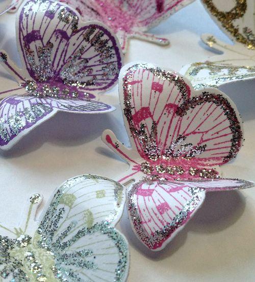 Butterflies-close