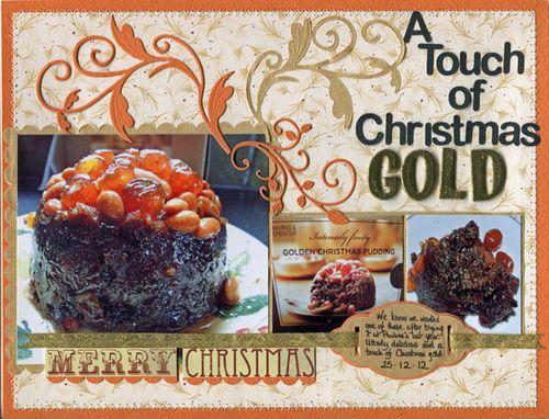 Christmas-gold