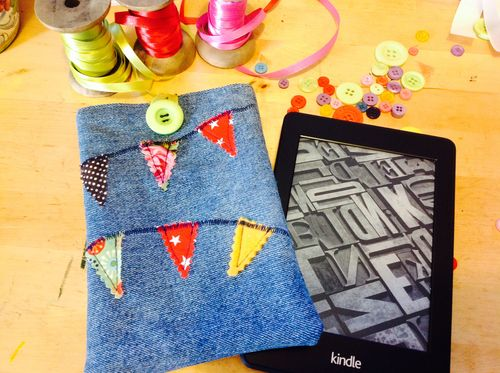 Bunting kindle cover 1